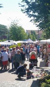 Carolinensiel Straßenfest Kunst- und Bauernmarkt 03.+04.08.2019