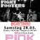 Fight Footers – Live im Pink