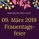 Frauentagsfeier in der Werleburg