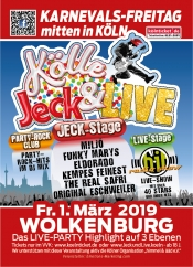 Kölle Jeck & Live 2019