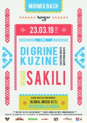 Mirmix Bash Mit Di Grine Kuzine, Sakili, Dj Interpaul & Dagvii