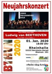 Neujahrskonzert mit der Jungen Philharmonie Köln