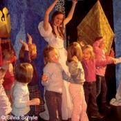 Der Wolf & die 7 Geißlein - Mitspieltheater