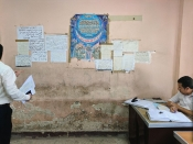 Maha Maamoun The Subduer (or: the sublime face of bureaucracy)