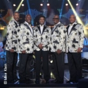 The Temptations Motown Gold Greatest Hits - Tour 2019