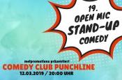 19. Open Mic - Comedy Show Punchline Köln