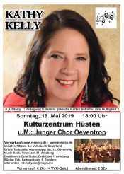Kathy Kelly & Junger Chor Oeventrop