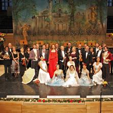Die große Johann Strauß Gala mit unsterblichen Arien & Duetten der Strauß Familie