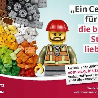 LEGO - Die ganze Welt in kleinen Steinen