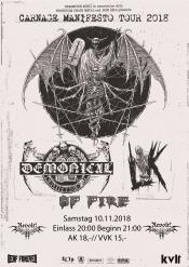 Revolt! - Demonical, LIK, Of Fire
