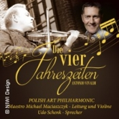 Die Vier Jahreszeiten - Antonio Vivaldi - Polish Art Philharmonic
