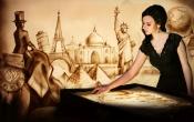 Queen of Sand by Irina Titova