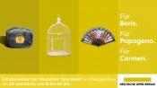 """Opulent, filigran, bunt gefiedert oder grafisch angehaucht: Kostümverkauf """"Best of Opera"""" der Deutsc"""