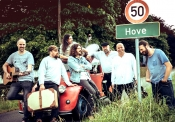 "Celtic-Folk-Rock-Konzert mit ""HovesMeute"""