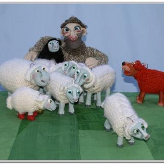 Lakritz, das kleine schwarze Schaf