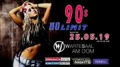 90s No Limit - Wartesaal am Dom