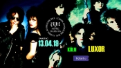 The Cure Sisters Of Mercy & Dark 80s Night