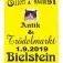 Antik & Trödelmarkt in Wiehl - Bielstein ( im Orts - Kern )