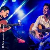 Café Del Mundo - Bailé Y Toqué - Flamencogitarre & Tanz