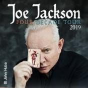 Joe Jackson - Four Decade Tour