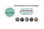 SaBa Silber & Meehr: Silberschmuck-Unikate, Collagen und Schmuckstücke aus und mit Treibgut