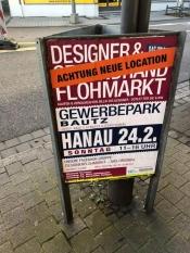 Designer Flohmarkt Hanau