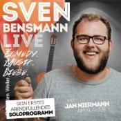 Sven Bensmann - Comedy. Musik. Liebe.
