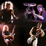 Business Seat Package - Metallica