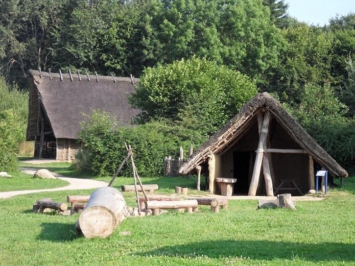 Führung durch die alt- und mittelsteinzeitlichen Siedlungen