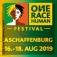 22. One Race... Human! Festival: Tagesticket Samstag Rin, Eno U.a.