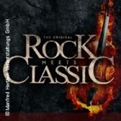 Rock meets Classic mit großem Orchester & Rockband