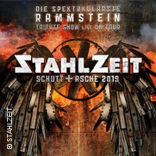 Stahlzeit: Schutt Asche- Tour 2019