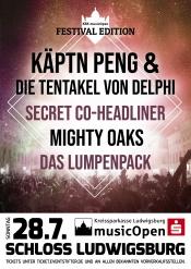 KSK music open - Die Festival Edition