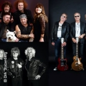 Rock Legends Festival - T.rex, The Lords Und The Rattles