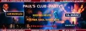 Paul's Club - Party