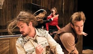 Nature Theater of Oklahoma / EN-KNAP: The Pursuit of Happiness