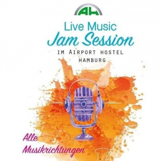 Jam Night im Airport Hostel