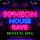 90s Neon House Rave - All Incl. ! Im Coyote Ugly Koblenz