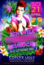 Ich will zurück - die Alles inkl. Party in Koblenz