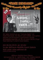 Comedy-Night mit Frank Katzmarek