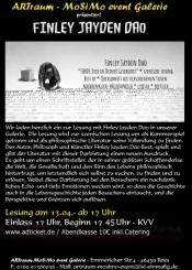Philosophisches Kammerspiel mit Finley Jayden Dao