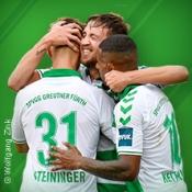 Spvgg Greuther Fürth - 1. FC Union Berlin
