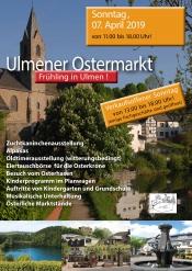 Ostermarkt Ulmen 2019