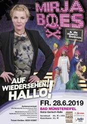 """Mirja Boes"""" Auf Wiedersehen Hallo"""" die Good-Bye-Tour"""