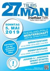 27. Tauris Man Triathlon