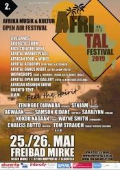 2. Afrital Festival