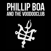 Phillip Boa and the Voodooclub: play singles songs from their catalogue