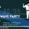 Love Parasite Synth Wave Party