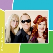 VIP Ticket - The B-52s