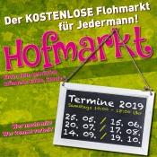 Hofmarkt (Flohmarkt) bei Jot Jelunge